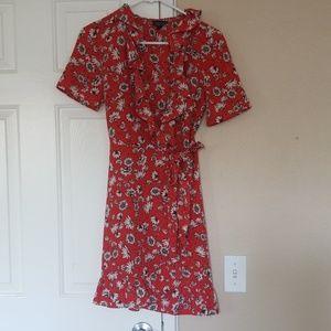 Topshop Dresses - Topshop floral sundress